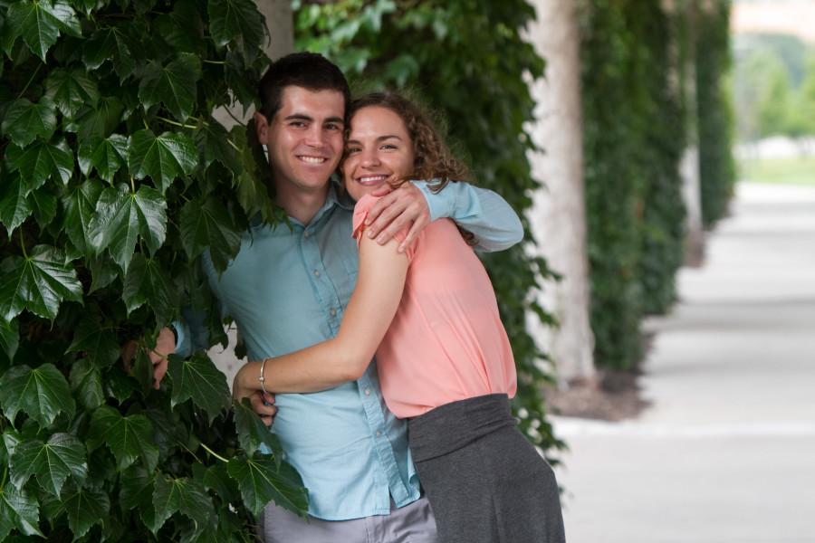 Engagement Photography, Kansas City Engagements, Portraits