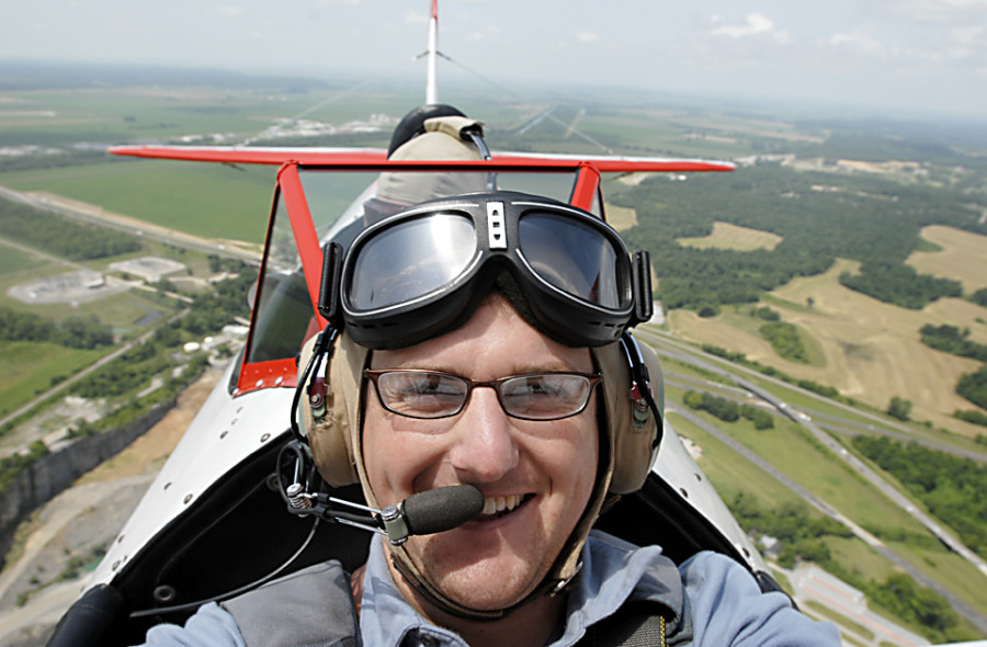 Kit Red Baron Selfie