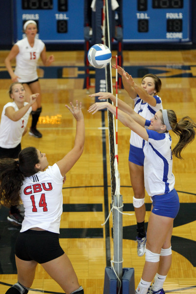 Rockhurst University, action photography, volleyball, volleyball photography